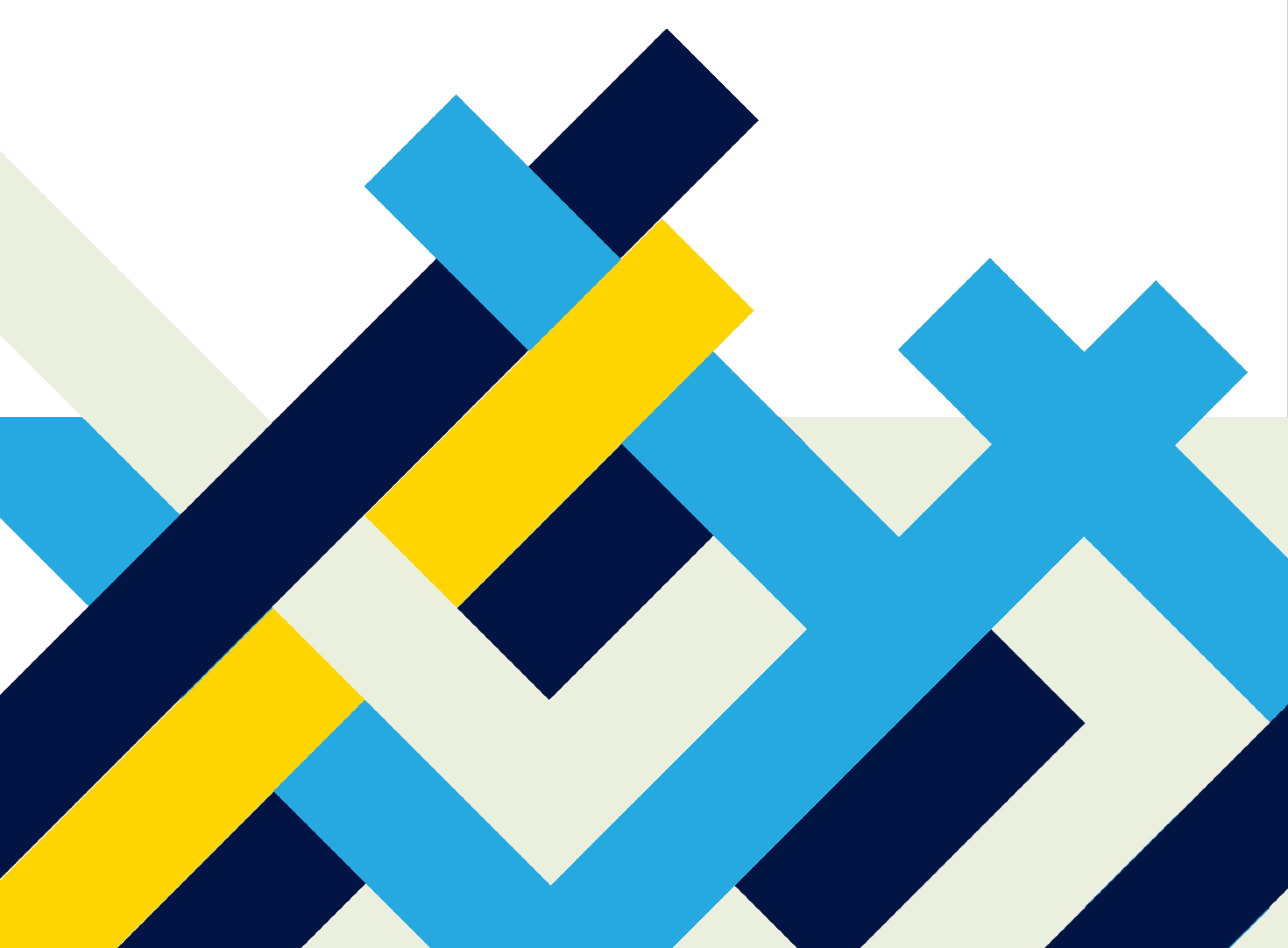 An illustration using light blue, yellow, navy blue, beige and white, all colours synonymous with UrbanBetter and Oni et al