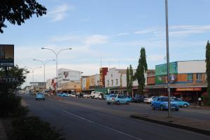 Livingstone, Zambia. Photo from https://bigheartsmallpockets.com/2013/05/19/life-in-livingstone-zambia/