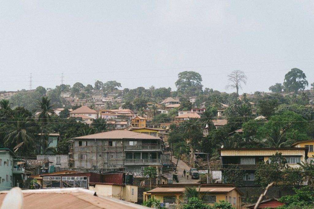 Freetown, Sierra Leone.Photo by Random Institute on Unsplash
