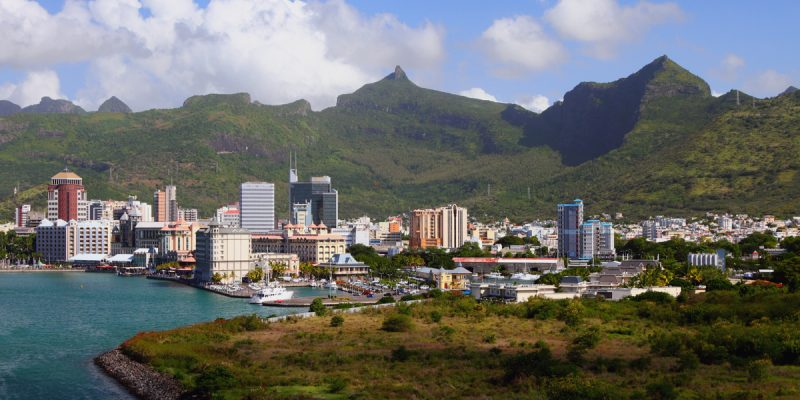 Photo from https://www.afrik21.africa/en/mauritius-smart-city-port-louis-first-african-city-where-lifes-good/
