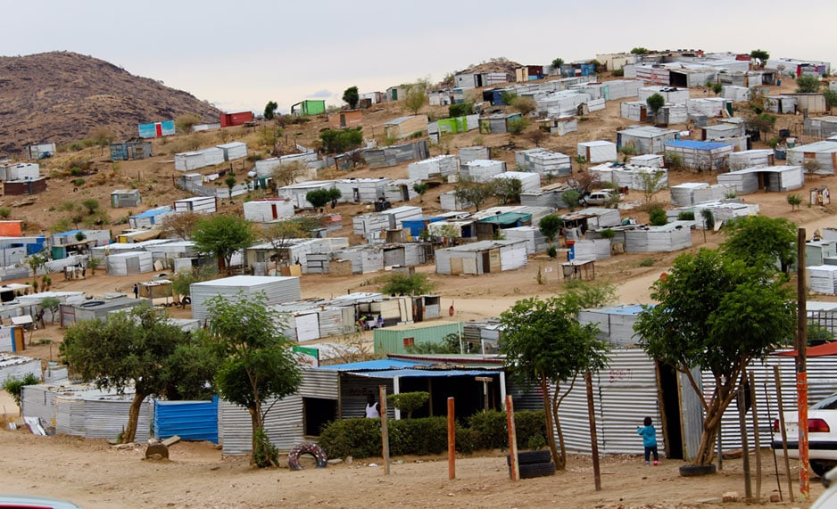 Windhoek, Namibia. Photo from https://www.sei.org/featured/windhoek-climate-change-plan/